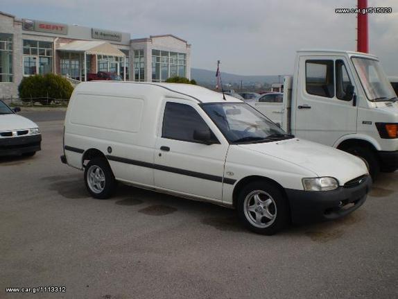 Ford '98 ESCORT 1.8TDI VAN