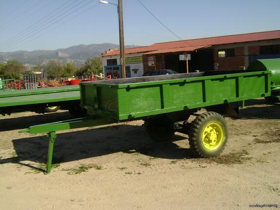 Γεωργικό πλατφόρμες-καρότσες '10