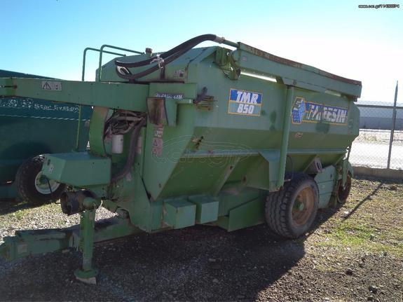 Γεωργικό κτηνοτροφικά '01 Faresin TMR 850