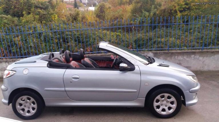 Peugeot 206 '03 206 CC CABRIO