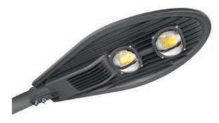 VK LED Φωτιστικό Δρόμου 2x60W COB IP65 - Φυσικό Λευκό (4000Κ) - 64174-146622