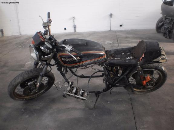 Honda '78 750 four K