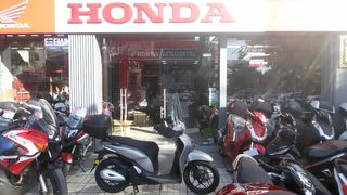 Honda SH Mode 125 '20 ΑΤΟΚΕΣ ΔΟΣΕΙΣ FOUL EXTRA