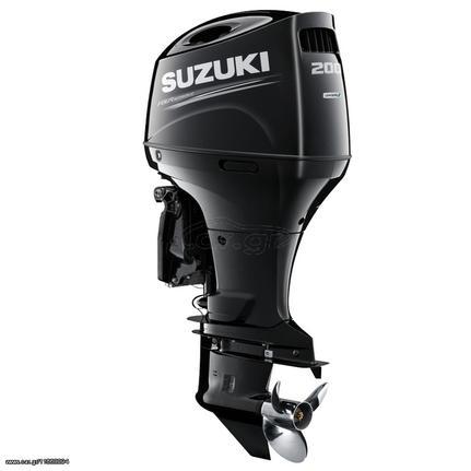 Suzuki '21 DF 200 ATX