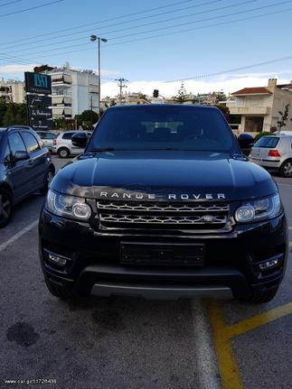 Land Rover Range Rover Sport '14 DYNAMIC PANORAMA NAVI
