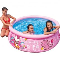 Φουσκωτή πισίνα Hello Kitty Easy Set Pool 28104 INTEX