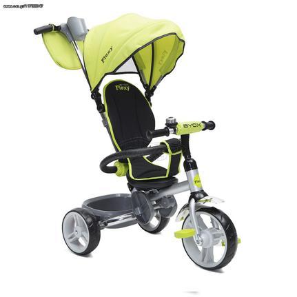 BeOne '20 Byox Ποδήλατο Τρίκυκλο Flexy Green