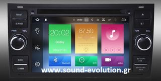 BIZZAR BL-FD29 GPS  FORD ALL 08>11 2 ΧΡΟΝΙΑ ΓΡΑΠΤΗ ΕΓΓΥΗΣΗ www.sound-evolution.gr