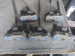 Ηλεκτρικές κλειδαριές Fiat Punto Grande και Evo 2πορτο και 4πορτο