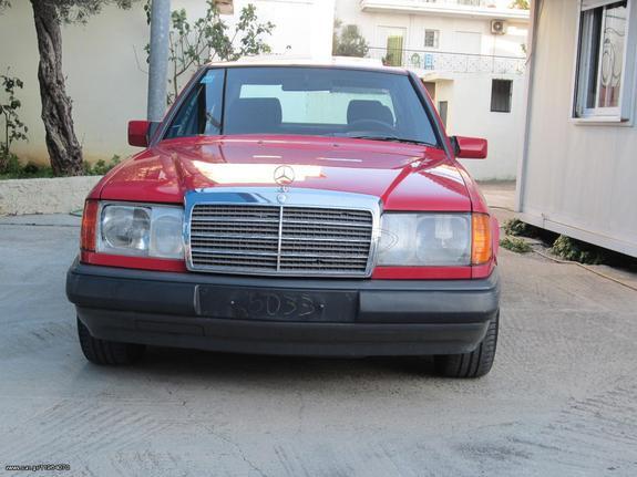 Mercedes-Benz E 200 '89
