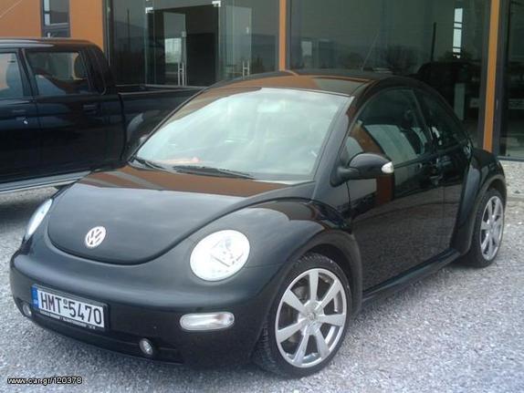 Volkswagen Beetle (New) '03 20V 1.8  TURBO!!!