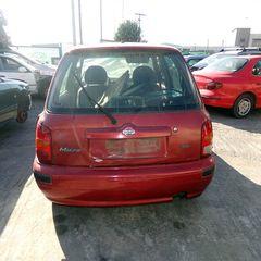 Πωλούνται Ανταλλακτικά Από Nissan Micra 1999' 998cc