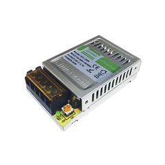 LED Ρυθμιζόμενο Τροφοδοτικό DC Switching 25W 12V 2 Ampere IP20 GloboStar 55000