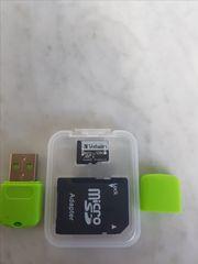 Verbatim Premium microSDXC 128GB U1 with Adapter