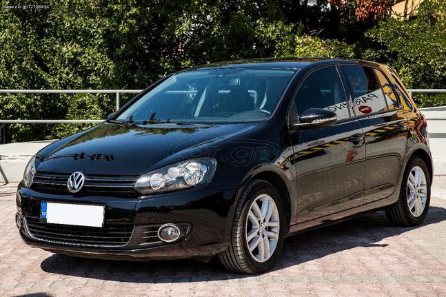 Volkswagen Golf '10 HIGHLINE 1.6 TDI - FULL EXTRA