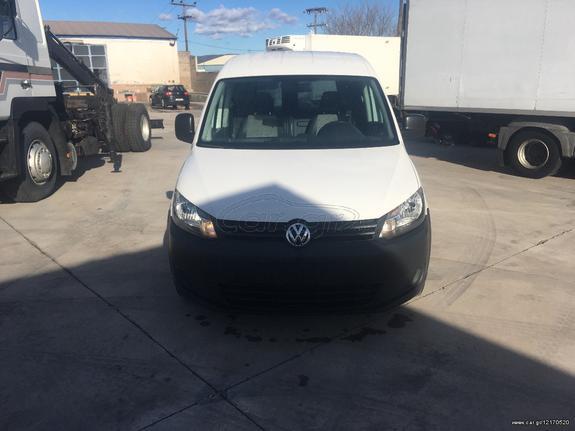 Volkswagen Caddy '12 CADDY 1.6 DIESEL