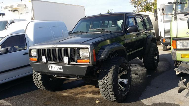 Jeep Cherokee '99 ΠΡΟΣΦΟΡΑ