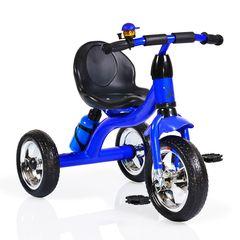 Monty '20 Moni Παιδικό Τρίκυκλο Ποδηλατάκι Cavalier Blue