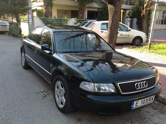 Audi A8 '00