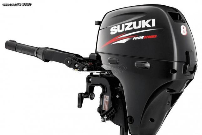 Suzuki '19 SUZUKI DF8 AE
