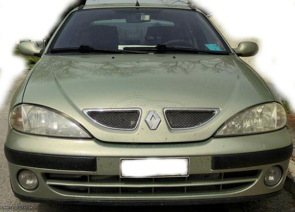 Renault Megane '00 FIDJI 16V FULL EXTRA