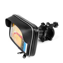 "X-Style αδιάβροχη θήκη με σκίαστρο για smartphone/GPS 6,5""-7"""