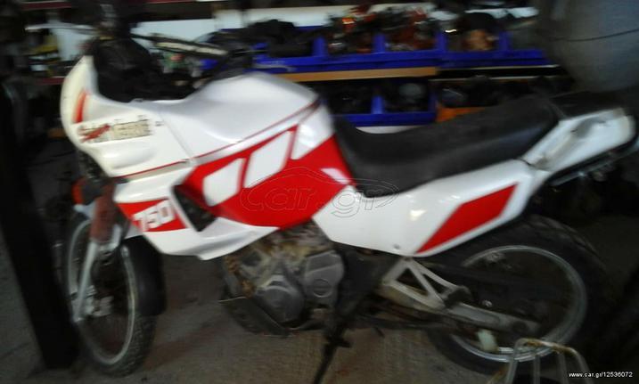 Yamaha XTZ 750 Supertenere '95