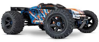 Traxxas '18 E -REVO 2.0 Brushless 4WD TQi