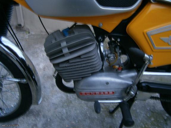 Zundapp '74 KS 125