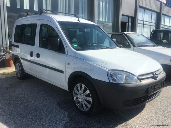 Opel Combo '07 1.3 CDI ΕΙΧ