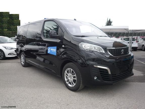 Peugeot Traveller '18 DIESEL 1.6 HDI  ΑΥΤΟΜΑΤΟ LONG