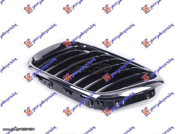 Καρδιά Μάσκας BMW X5 SUV/ ΕΚΤΟΣ ΔΡΟΜΟΥ / 5dr 2000 - 2004 ( Ε53 ) 3.0 d  ( M57 D30 (306D1)  ) (184 hp ) Πετρέλαιο #031304632
