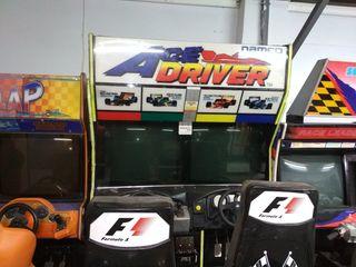 sega rally arcade drive machines twin.VENOS.