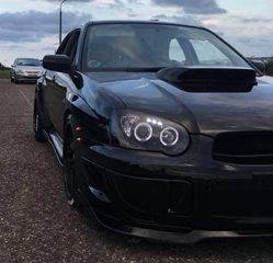 [ANGEL EYES] ΜΑΥΡΑ SUBARU IMPREZA (2003-2005) | ® STREETBOYS - CAR TUNING SHOP