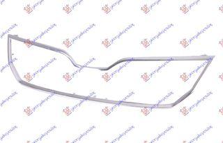 Χρώμιο Μάσκας SKODA FABIA Hatchback / 5dr 2014 - 2018 1.0  ( CHYA  ) (60 hp ) Βενζίνη #746104540