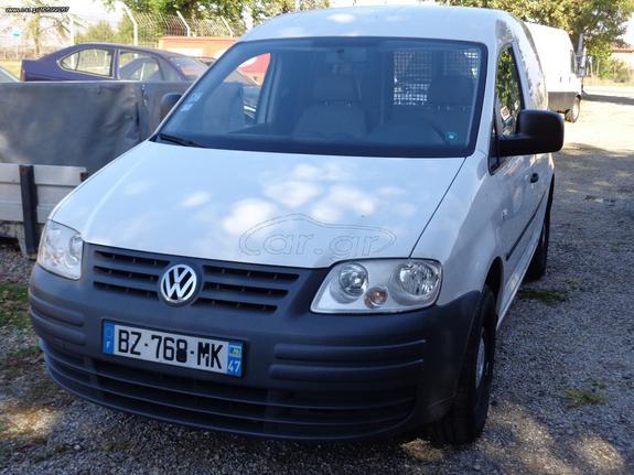Volkswagen Caddy '07 1.9 TDI