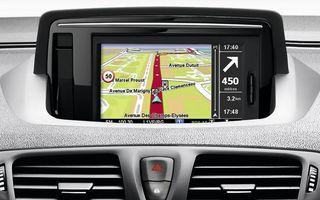 Ελληνικό πακέτο χαρτών Renault Navigator System