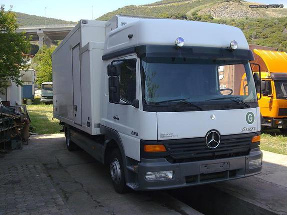 Mercedes-Benz '00 ATEGO 823L KLIMA_FULL EXTRA