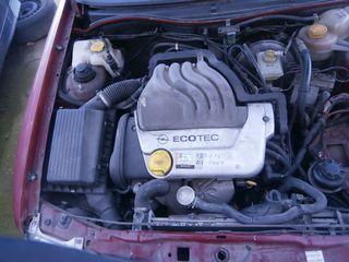 Opel Astra F 1.6 16v εγκεφαλος