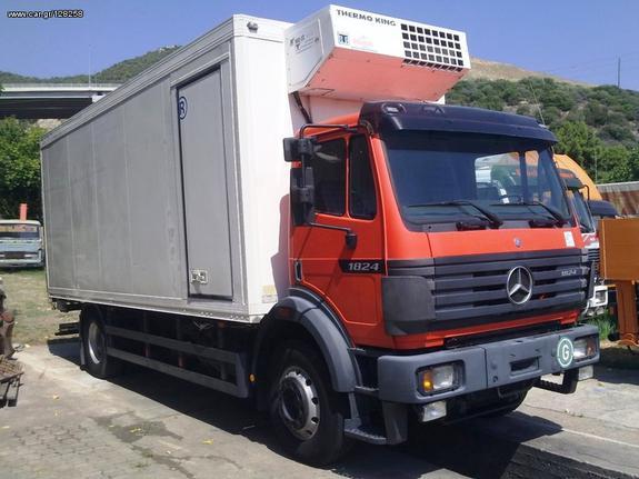 Mercedes-Benz '96 1824L ΚΡΕΑΤΑΔΙΚΟ 7m