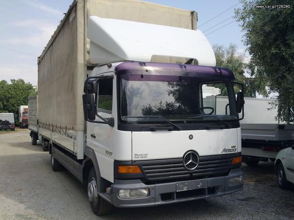 Mercedes-Benz '99 1017 ATEGO 10TONO