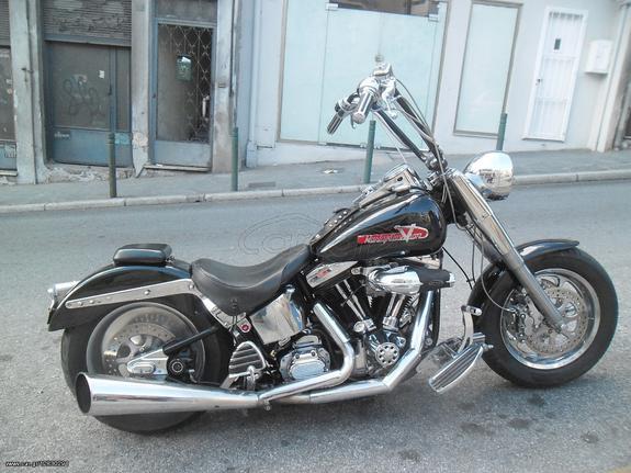 Harley Davidson FAT BOY Special '93 FLSTF