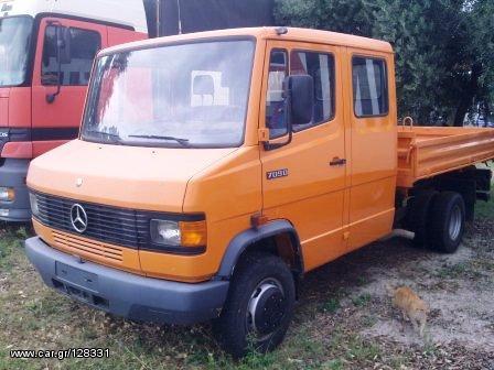 Mercedes-Benz '94 709 D διπλοκαμπινο