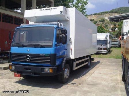Mercedes-Benz '92 1317+ABS