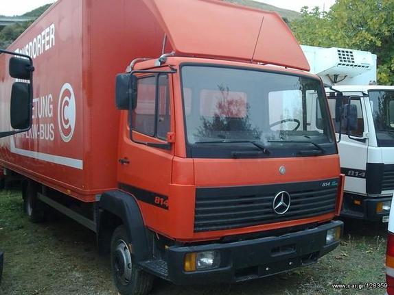 Mercedes-Benz '92 814 6,20M+ABS