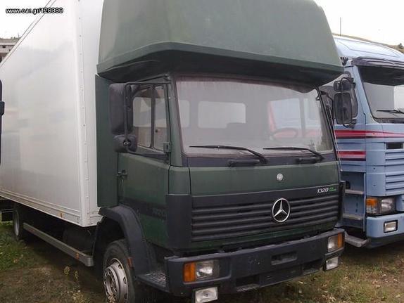 Mercedes-Benz '92 1320L+6tax-OVER-jumbo