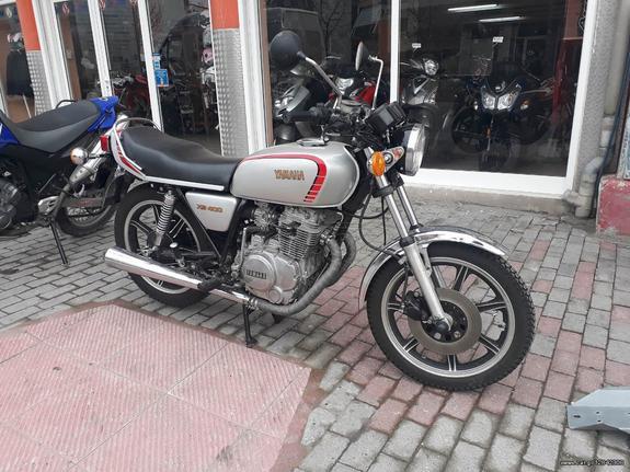 Yamaha XS 400 '81 XS 400