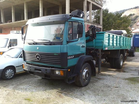 Mercedes-Benz '92 1517ΑΝΑΤΡΟΠΗ+ ΗΙΑΒ 080