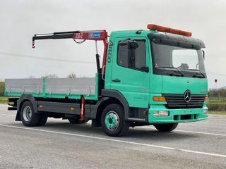 Mercedes-Benz '01 Atego 815 4x2