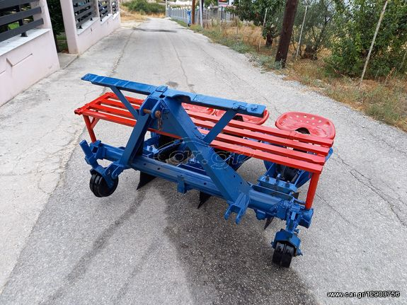 Γεωργικό φυτευτικές μηχανές '10